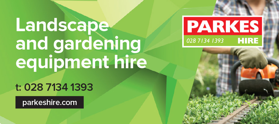 Plant tool and equipment hire for trade and diy derry for Gardening tools for hire